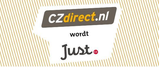 CZdirect wordt Just